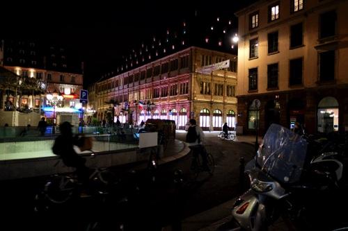 Nachts in stra burg rivetoile amement seegmuller - Chambre des commerces strasbourg ...